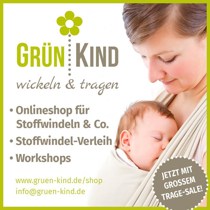 Anzeige von GrünKind
