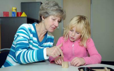 Wenn Kinder sich mit dem Lernen schwer tun