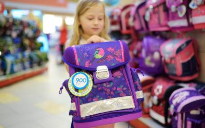 Was ist wichtig beim Schulranzenkauf?