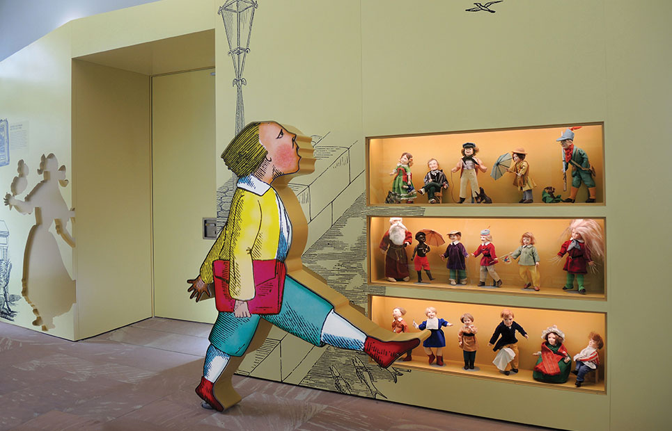 Struwwelpeter Museum – Sieh einmal, hier steht es!