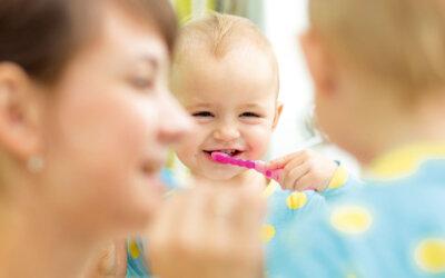 Wann muss mein Kind zum Zahnarzt?