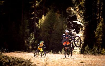 Raus aufs Rad mit der Familie