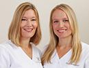 Dr. Katharina Kowalski und Dr. Anja Schröder