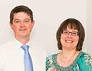 Dr. Miriam Ude und Dr. Christian Ude