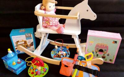 Gesundes und nachhaltiges Spielzeug