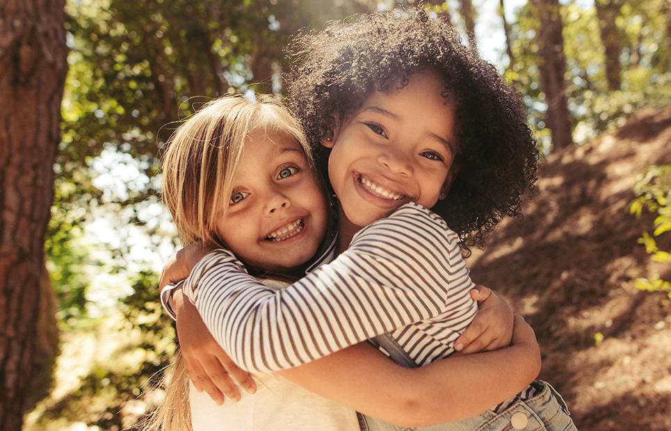 Wie Kinder eigene Stärken entdecken