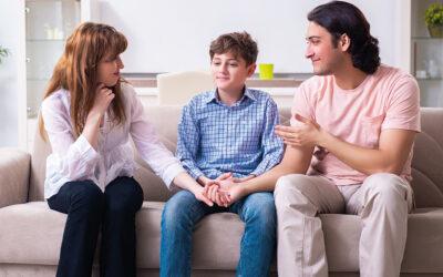 Eltern bleiben trotz Trennung