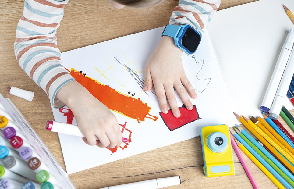 GPS-Tracker für Kinder