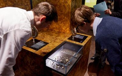 Ferienprogramm im Geldmuseum